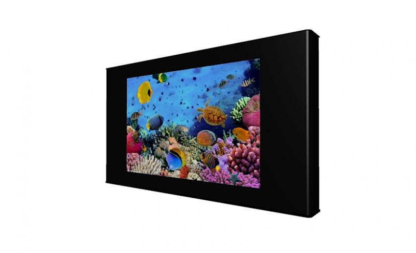 32inch Led Digital Aquariums Amp Virtual Fish Tanks Wall