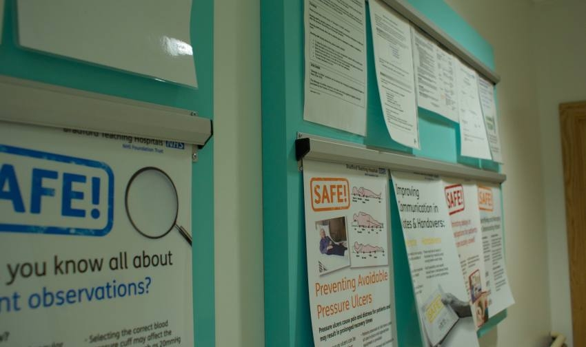 Pin Free Notice Boards Image