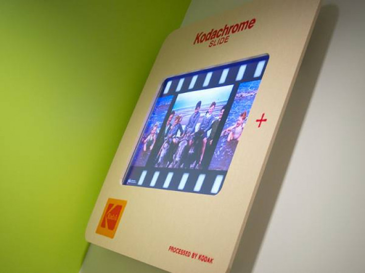 Kodak Digital Display Image